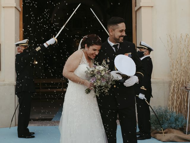 La boda de Sergio y Marina en Torre Pacheco, Murcia 43