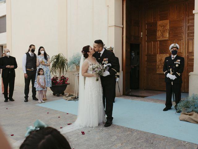 La boda de Sergio y Marina en Torre Pacheco, Murcia 44