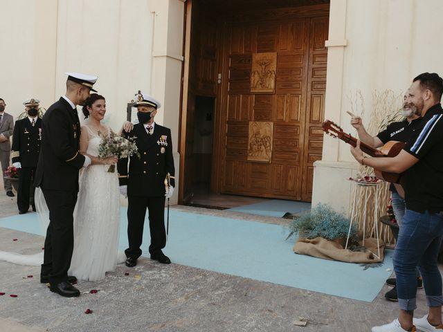 La boda de Sergio y Marina en Torre Pacheco, Murcia 46