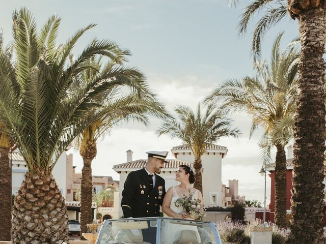 La boda de Sergio y Marina en Torre Pacheco, Murcia 48