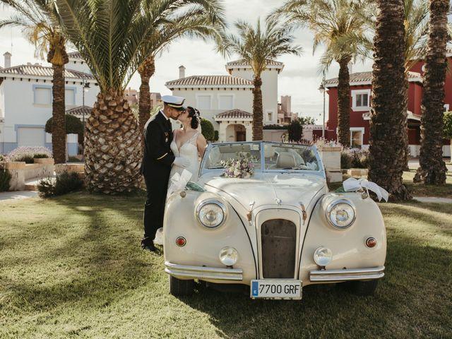 La boda de Sergio y Marina en Torre Pacheco, Murcia 49