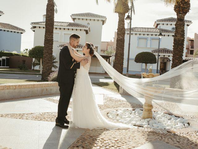 La boda de Sergio y Marina en Torre Pacheco, Murcia 50