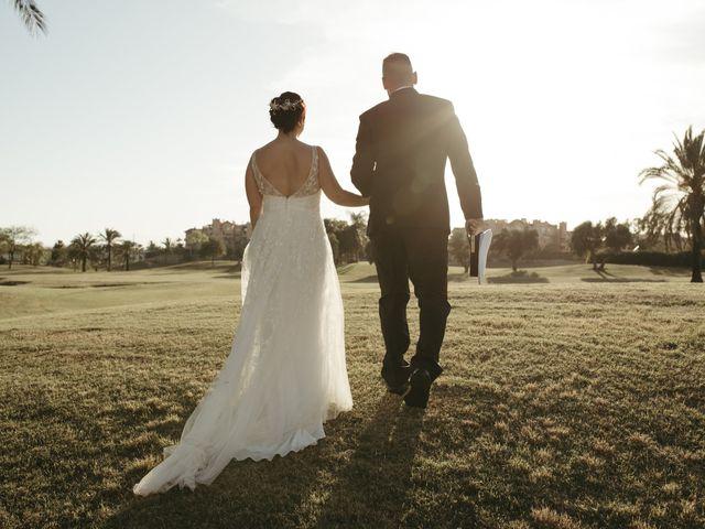 La boda de Sergio y Marina en Torre Pacheco, Murcia 51