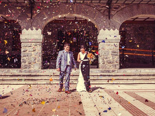La boda de Gorka y Laiane