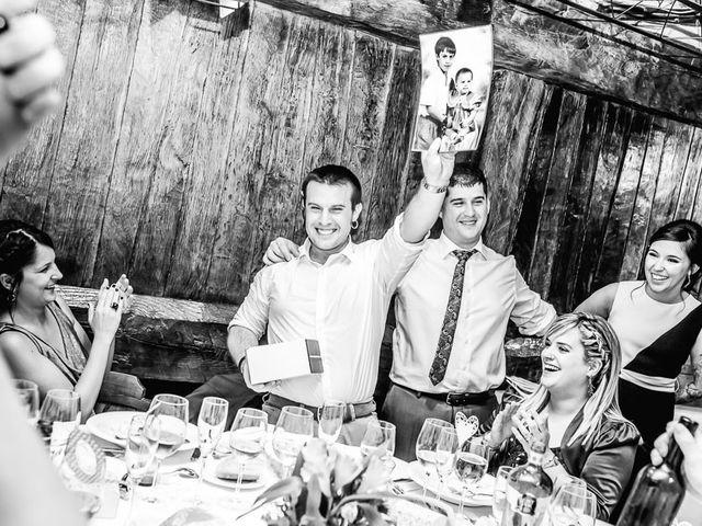 La boda de Laiane y Gorka en Loiu, Vizcaya 25
