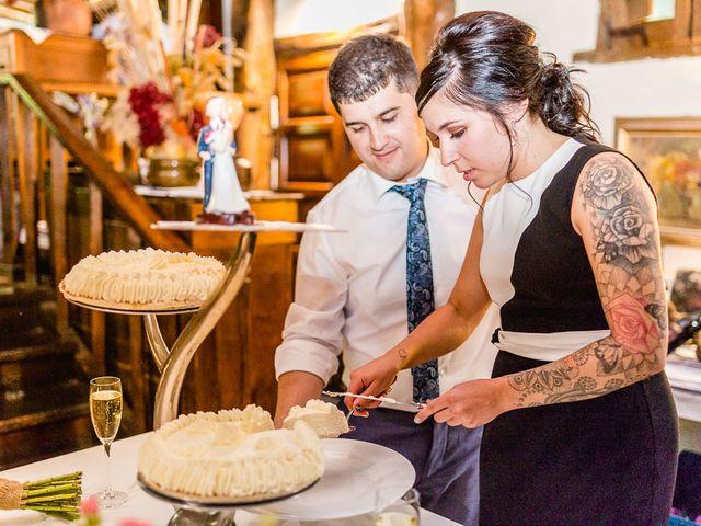 La boda de Laiane y Gorka en Loiu, Vizcaya 28