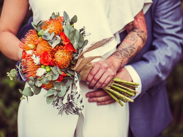 La boda de Laiane y Gorka en Loiu, Vizcaya 31