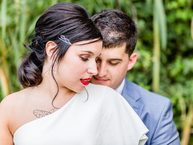 La boda de Laiane y Gorka en Loiu, Vizcaya 32
