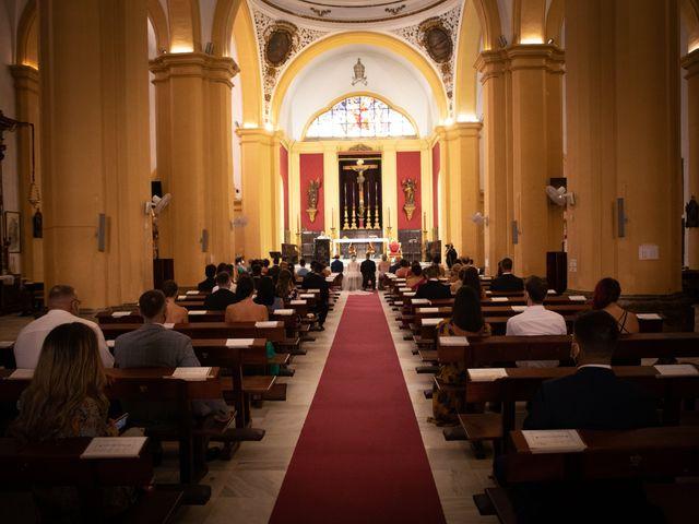 La boda de José y Laura en Chiclana De La Frontera, Cádiz 16
