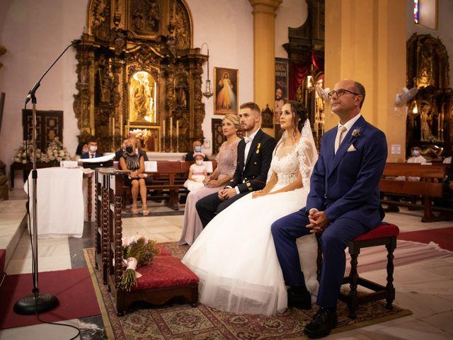 La boda de José y Laura en Chiclana De La Frontera, Cádiz 18