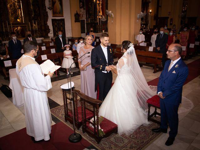 La boda de José y Laura en Chiclana De La Frontera, Cádiz 19