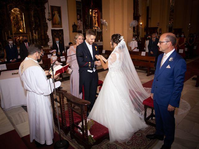 La boda de José y Laura en Chiclana De La Frontera, Cádiz 21