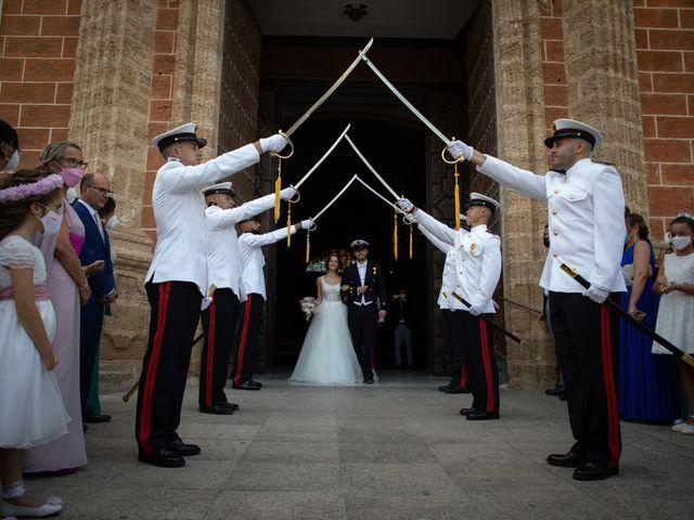 La boda de José y Laura en Chiclana De La Frontera, Cádiz 27