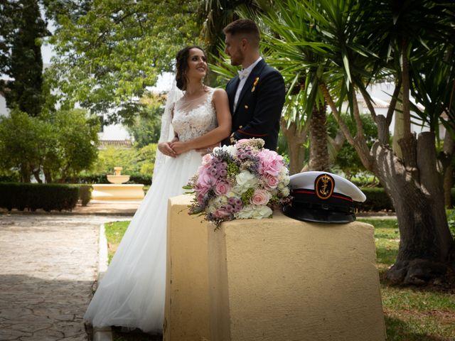 La boda de José y Laura en Chiclana De La Frontera, Cádiz 34