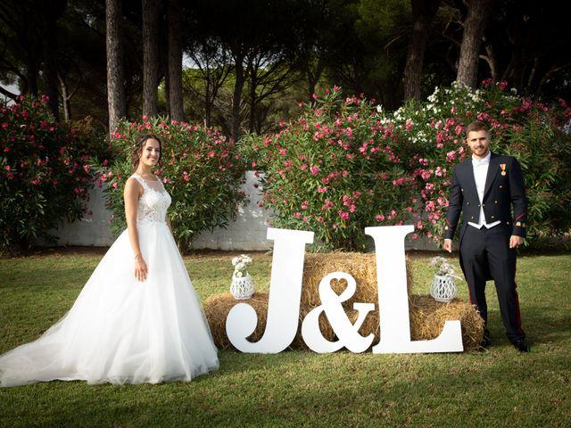 La boda de José y Laura en Chiclana De La Frontera, Cádiz 46