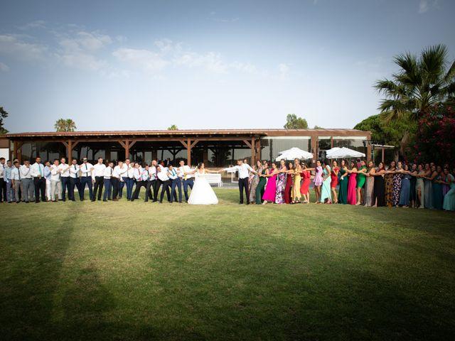 La boda de José y Laura en Chiclana De La Frontera, Cádiz 48