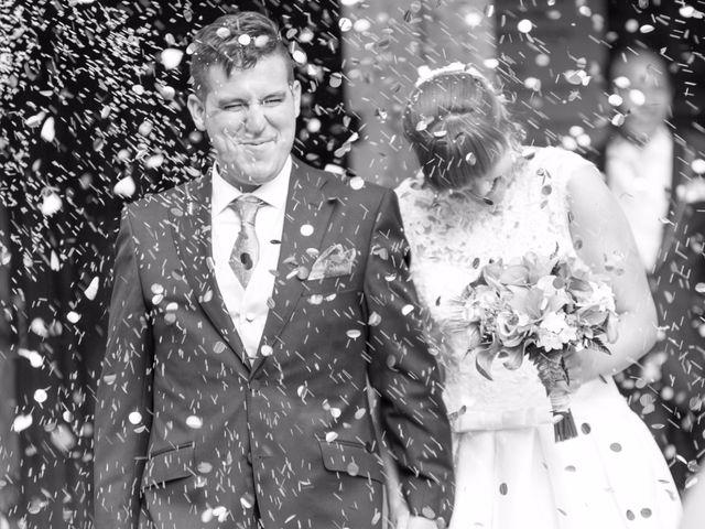La boda de Noe y Jose