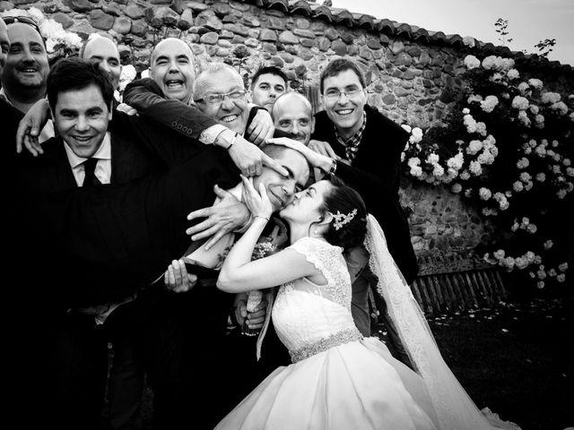 La boda de Raúl y Teresa en Carrizo De La Ribera, León 8