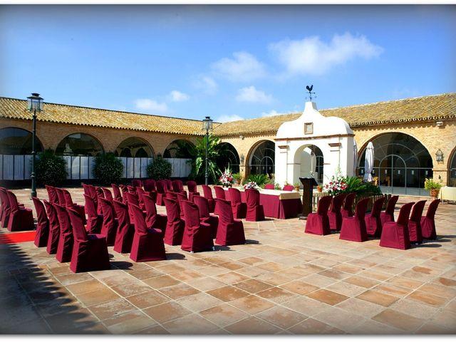 La boda de Luis y Esther en Moguer, Huelva 6