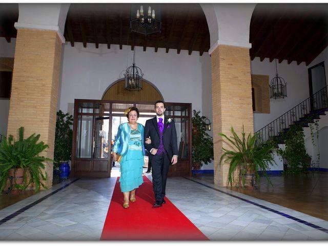 La boda de Luis y Esther en Moguer, Huelva 7