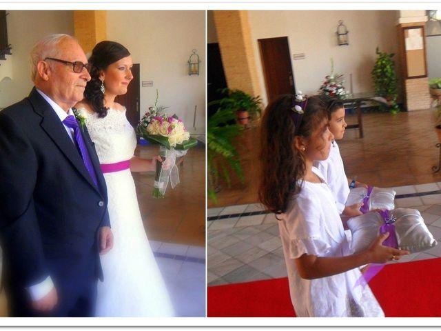La boda de Luis y Esther en Moguer, Huelva 8