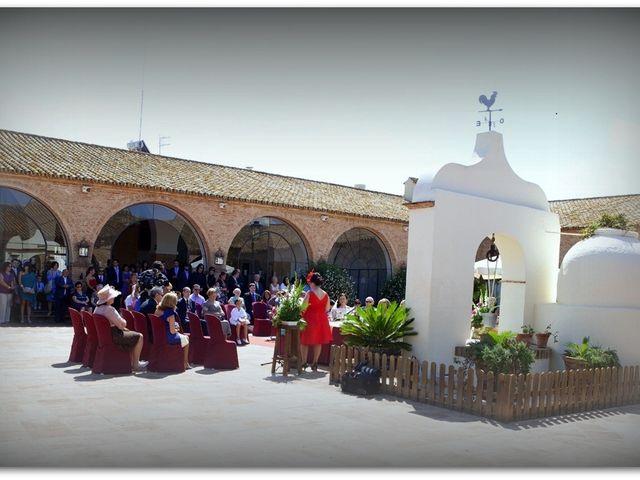 La boda de Luis y Esther en Moguer, Huelva 9