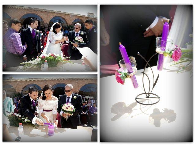 La boda de Luis y Esther en Moguer, Huelva 10