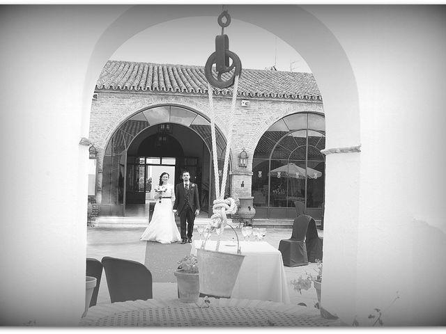 La boda de Luis y Esther en Moguer, Huelva 16