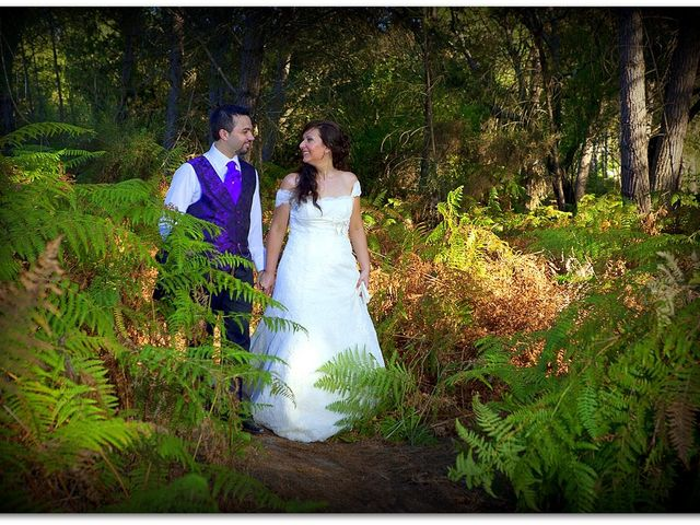 La boda de Luis y Esther en Moguer, Huelva 25