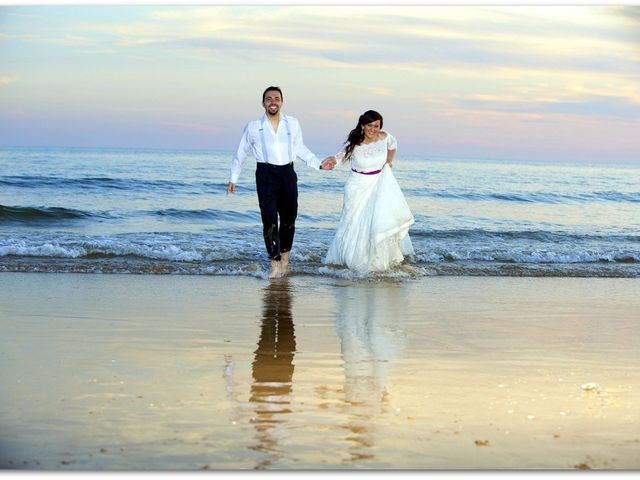 La boda de Luis y Esther en Moguer, Huelva 26
