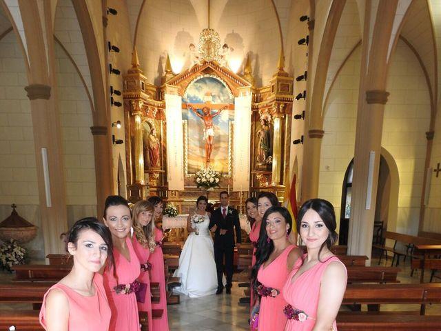 La boda de Daniel y Lidia  en Melilla, Melilla 16