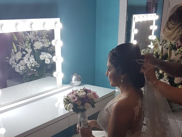 La boda de Daniel y Lidia  en Melilla, Melilla 17