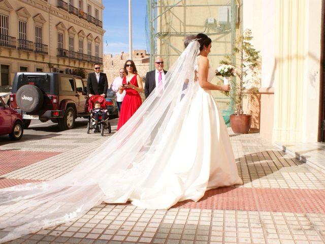 La boda de Daniel y Lidia  en Melilla, Melilla 21