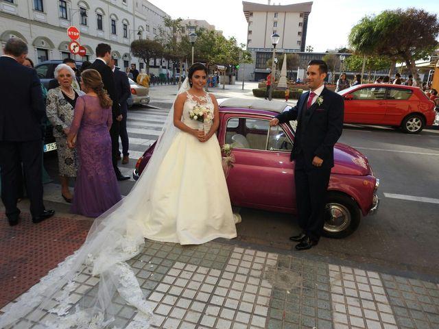 La boda de Daniel y Lidia  en Melilla, Melilla 26