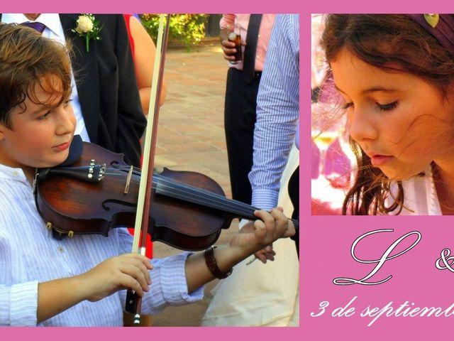 La boda de Luis y Esther en Moguer, Huelva 13