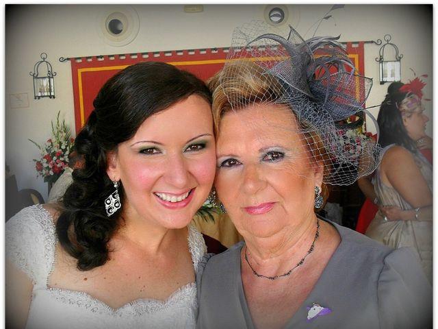La boda de Luis y Esther en Moguer, Huelva 19
