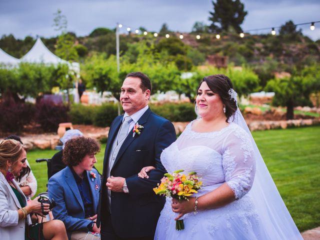 La boda de Nahúm y Cristina en Segorbe, Castellón 17