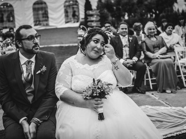 La boda de Nahúm y Cristina en Segorbe, Castellón 20