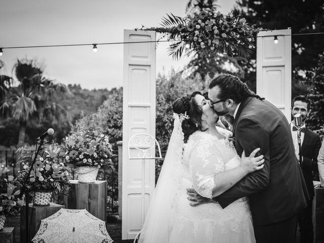 La boda de Nahúm y Cristina en Segorbe, Castellón 22