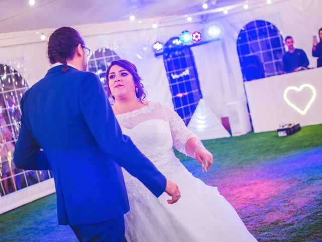 La boda de Nahúm y Cristina en Segorbe, Castellón 35