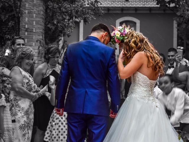 La boda de Miguel A. y Sara en Elda, Alicante 1