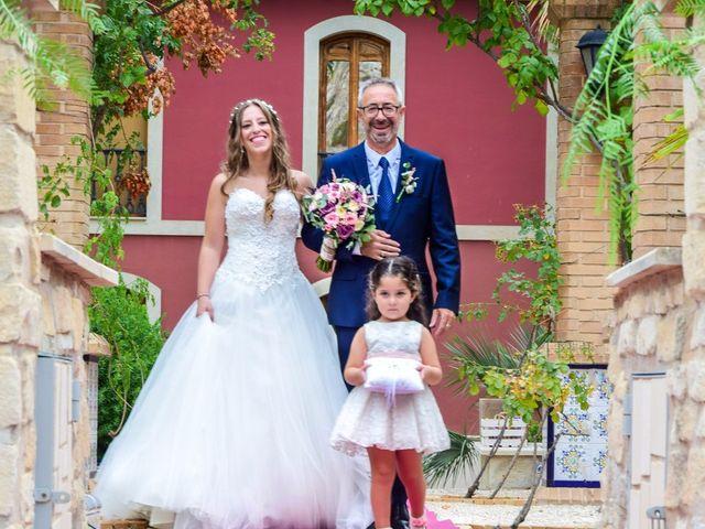 La boda de Miguel A. y Sara en Elda, Alicante 4