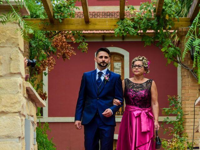 La boda de Miguel A. y Sara en Elda, Alicante 5