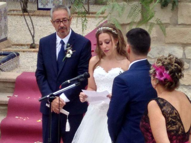 La boda de Miguel A. y Sara en Elda, Alicante 6