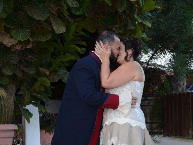 La boda de Rayco y Natalia en Aguimes, Las Palmas 1