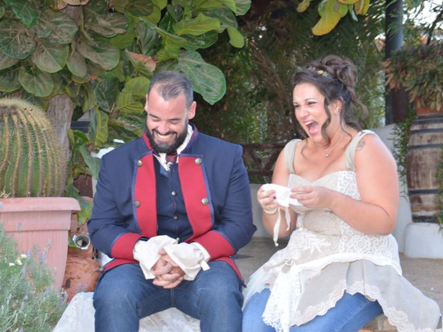 La boda de Rayco y Natalia en Aguimes, Las Palmas 2