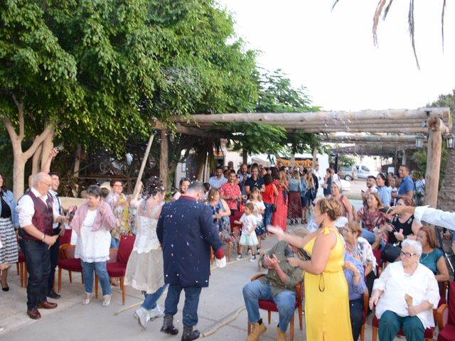 La boda de Rayco y Natalia en Aguimes, Las Palmas 3