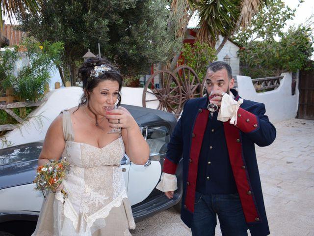 La boda de Rayco y Natalia en Aguimes, Las Palmas 5