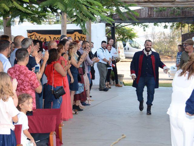 La boda de Rayco y Natalia en Aguimes, Las Palmas 7