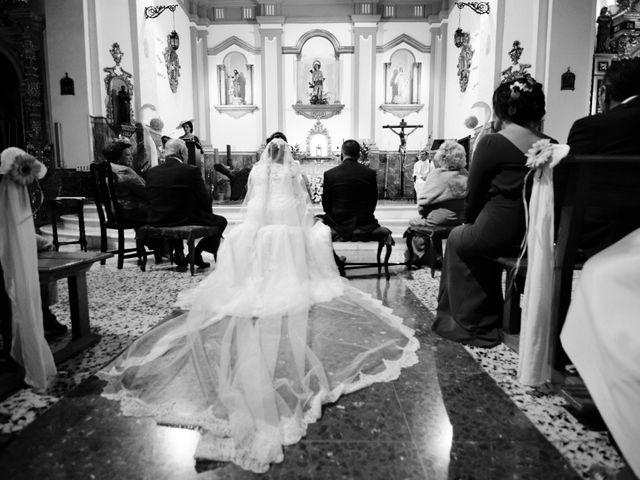La boda de Paco y Ana en Alhaurin De La Torre, Málaga 80